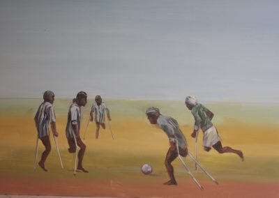 Art & Humanism Sierra Leone Amputee2