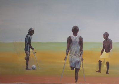 Art & Humanism Sierra Leone Amputee4