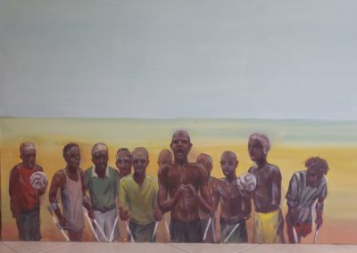 Art & Humanism Sierra Leone Amputee5