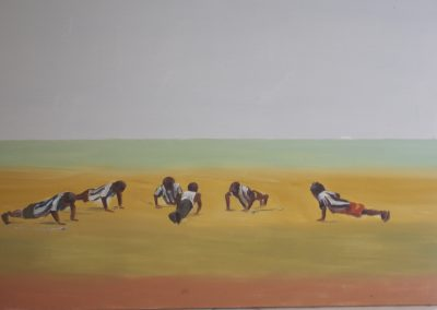 Art & Humanism Sierra Leone Amputee6