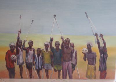 Art & Humanism Sierra Leone Amputee7