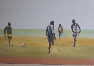 Art & Humanism Sierra Leone Amputee8