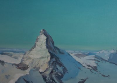 Poetic Mountian Painting 4