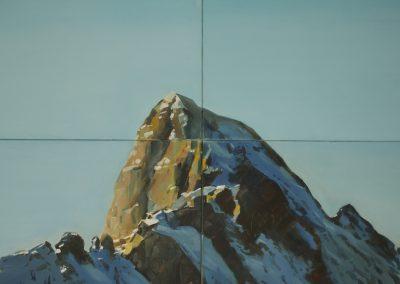 Poetic Mountian painting 3