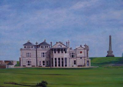 St Andrew Club House Scotland
